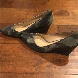 Wedge heel- brand new, never worn!